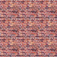 Seamless abstract brick background, place for text.