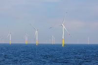 wind park baltic near Bornholm