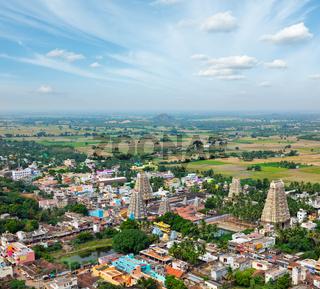 Lord Bhakthavatsaleswarar Temple. Built by Pallava kings in 6th century. Thirukalukundram (Thirukkazhukundram)