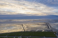 Wadden Sea by Dorum-Neufeld