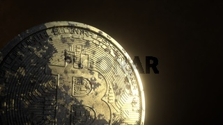 Corroded Bitcoin