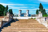 White Sharovskiy Castle