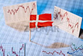 Entwicklung der Wirtschaft in Dänemark