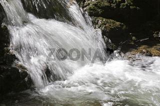 Am Josefstaler Wasserfall, Schliersee