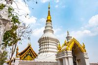 Wat Phra That Doi Phra Chan in Lampang, Thailand
