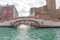 Pedestrian Bridge Venice