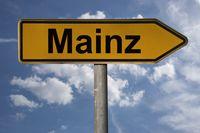 Wegweiser Mainz | signpost Mainz