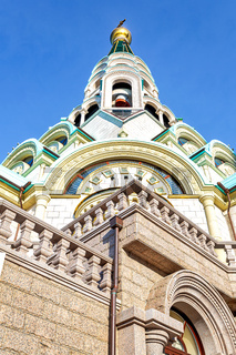 St. Sophia Cathedral of the Wisdom of God in Samara, Russia