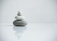 Stone tower Zen Balance