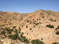 Guelmim, Demi-Desert, Morocco