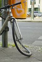 Accident bike, Berlin, Germany