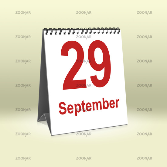 September 29th   29.September
