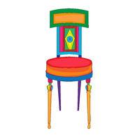 Postmodern chair Directoire doodle