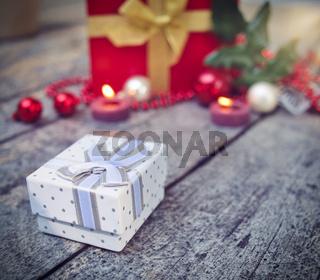 kleines Geschenk zu Weihnachten