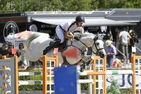 Horse Jumping Class S* Reiterhof Kranichstein with Martin Reznicek