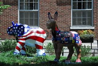 Wahl in Washington D.C.