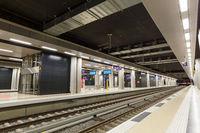 Bahnhof Flughafen Berlin Brandenburg BER Willy Brandt Airport