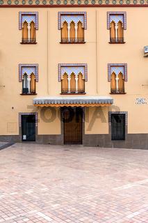House on Plaza del Triunfo