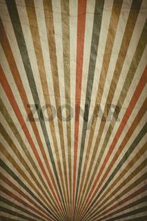 A vintage poster