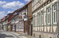 Werningerode - the colorful town in Harz