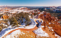 Winter in Bryce
