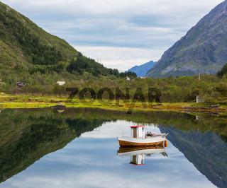 Boat in Norway