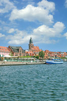 Waren,Mueritz,Mecklenburg Lake District,Germany