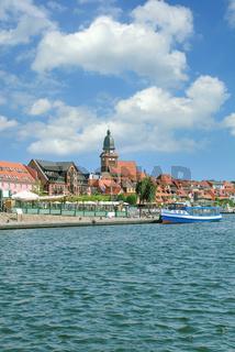 Waren,Mueritz,Mecklenburgische Seenplatte,Deutschland