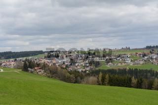 Wandergebiet in Austria - Landgemeinde Hellmonsödt im Mühlviertel