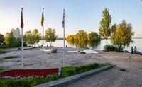 Mariners' Memorial Stone in Kiev