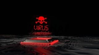 Processor Virus Infection
