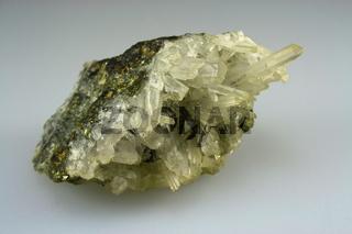 Calcit Kristalle aus den Alpen