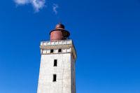 Rubjerg Knude Lighthouse in Jutland, Denmark