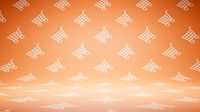 Empty Blank Shopping Cart Shape Pattern Studio Background