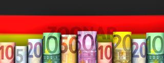Deutschland Geld
