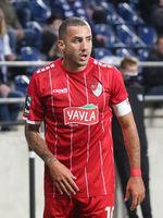 German footballer Sercan Sararer Türkgücü Munich DFB 3rd league season 2020-21
