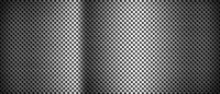 Silver brushed metal grid. Banner background texture