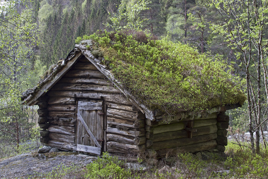 Barn in Norway