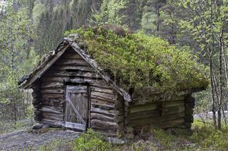 Norwegische Scheune