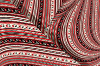 Romanian embroidery background 2
