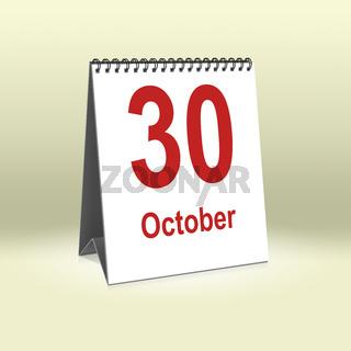 October 30th   30.Oktober
