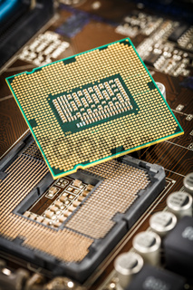 Modern processor and motherboard
