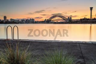 Sydney views from Balmain