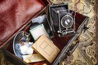 Vintage camera equipement