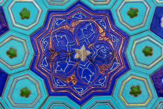 Uzbek decor