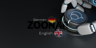 AI Translator English German