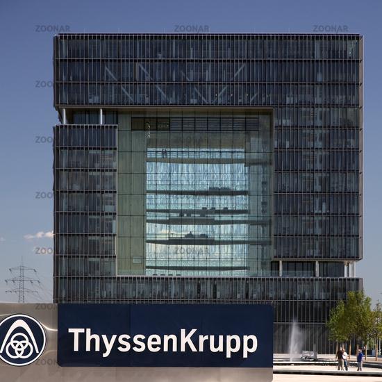 Headquarters TyssenKrupp, Essen, Germany