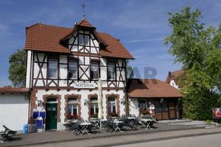 Bahnhof Neresheim, Deutschland