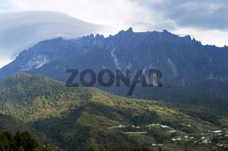 Berg Kinabalu (Mount Kinabalu), Borneo, Malaysia