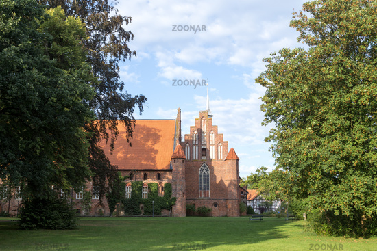 Wienhausen Abbey at Celle, Germany